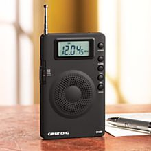Pocket am/Fm Shortwave Radio