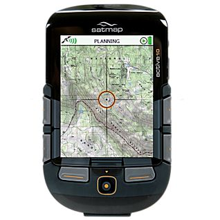 photo: Satmap Active 10 TREK gps receiver