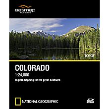 TOPO! SD Card: Colorado