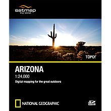 TOPO! SD Card: Arizona