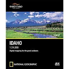 TOPO! SD Card: Idaho