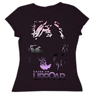 Women's ''Cause An Uproar'' Lion T-Shirt