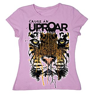 View Women's ''Cause An Uproar'' Tiger T-Shirt image