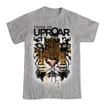 Men's 'Cause An Uproar' Tiger T-Shirt