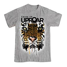 Men's ''Cause An Uproar'' Tiger T-Shirt