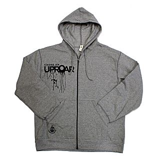 View Men's ''Cause An Uproar'' Tiger Hoodie image