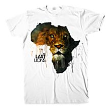 ''The Last Lions'' Africa T-Shirt - Adult Sizes