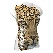 Imported Women's Leopard 'Cause An Uproar' Shirt