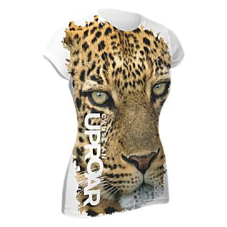 View Women's Leopard ''Cause An Uproar'' Shirt image