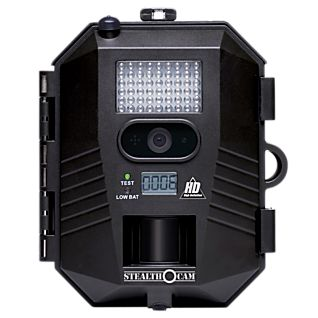 8.0-megapixel Infrared Digital Motion-detection Camera with High-definition Video - old