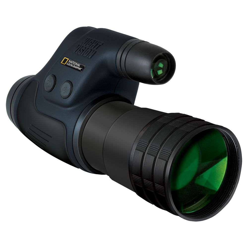 National Geographic Night Vision Monocular   4x Magnification