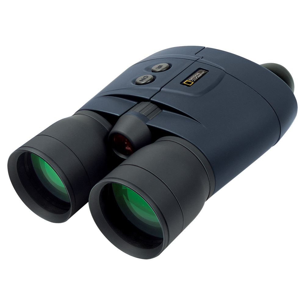 National Geographic Night Vision Binocular   5x Magnification