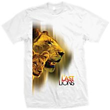 'The Last Lions' T-Shirt Adult Sizes