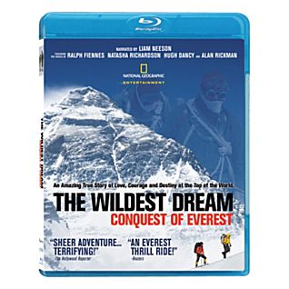 The Wildest Dream Blu-ray Disc