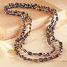 Chinese South China Pearl Necklace