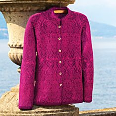 Women's Cusco Alpaca Cardigan