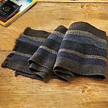 Irish Mariner Wool Scarf, Made in Ireland