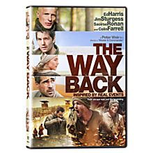 The Way Back DVD, 2011