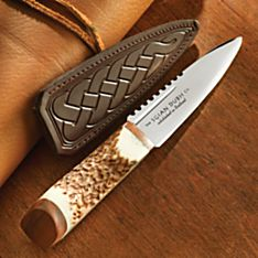 Traditional Scottish Sgian Dubh