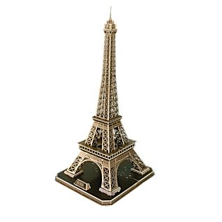 View Eiffel Tower 3-D Puzzle image