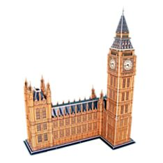 Big Ben 3-D Puzzle, Ages 7 and Up