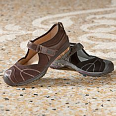 Brown Comfortable Womens Footwear