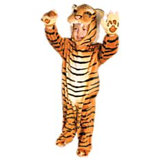 Imported Tiger Pretend-Play Costume