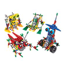 K'nex Robo Battlers - Set of 4