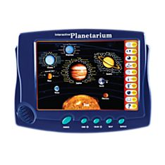 Interactive 'Laptop' Planetarium, Ages 5 and Up