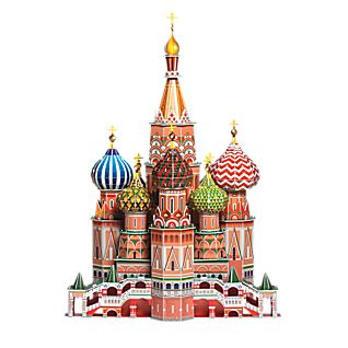 St. Basil's Cathedral 3-D Puzzle
