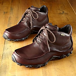 View Men's Waterproof Exploration Shoes image