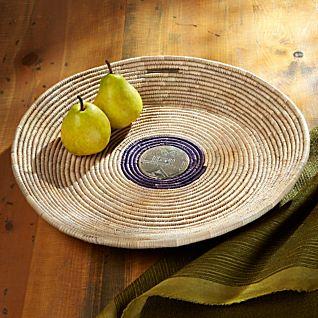 View Tuareg Woven Basket image