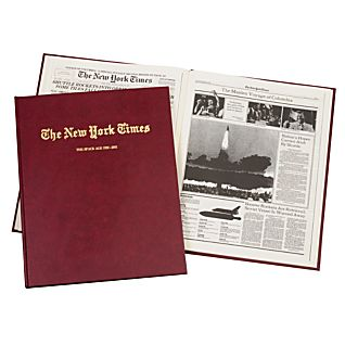 New York Times Conquest of Space Folio