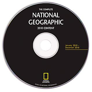 View Complete National Geographic - 2010 Annual Update DVD-ROM image