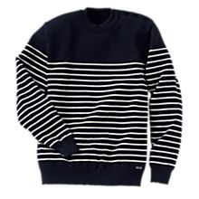 100% Wool French Mariner Sweater
