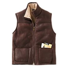 Men's Aviator Vest, Crafted in England
