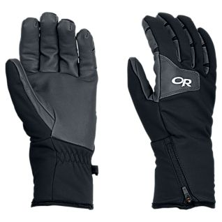 View Men's Stormtracker Windstopper Gloves image