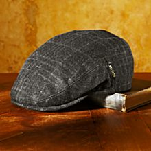 Gore-Tex Waterproof Wool Driving Cap, Made in Hungary