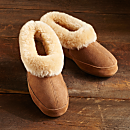 Women's Shearling Slippers