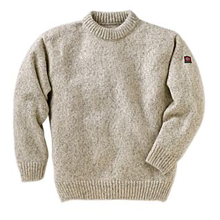 Norwegian Wool Crewneck Sweater