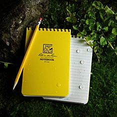 All-Weather Pocket Notebook, Made in the USA