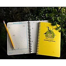 All-Weather Birder's Journal, Made in the USA