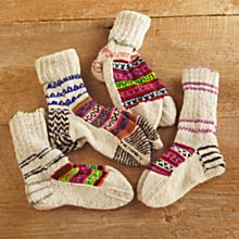 Kullu Socks, Handmade in India