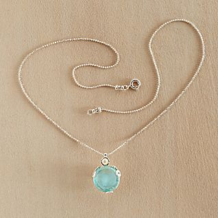 View Roman Glass and Pearl Necklace image
