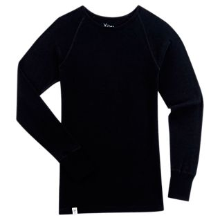 View Women's New Zealand Base Layer Wool Crew image