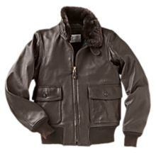 Men's Standard Issue G-1 Military Flight Jacket