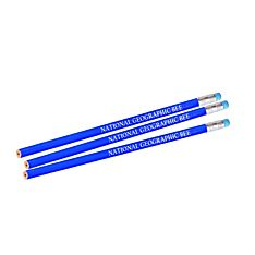 National Geographic Bee Pencil - Pack of 10