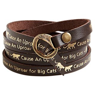 View ''Cause an Uproar'' Wrap Bracelet image