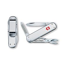 Victorinox Swiss Army Money Clip, Made in Switzerland