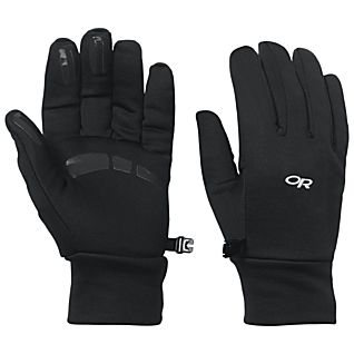 photo: Outdoor Research Women's BackStop Gloves fleece glove/mitten